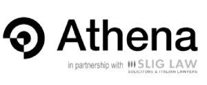 Logo Athena, nuevo despacho en TGS Global