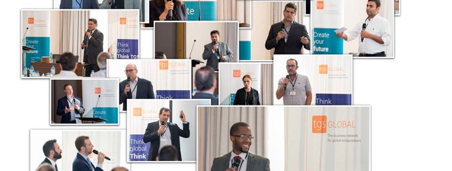 En las conferencias TGS, nuestros miembros son los oradores estrella.