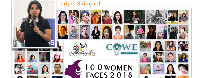 100 women faces 2018