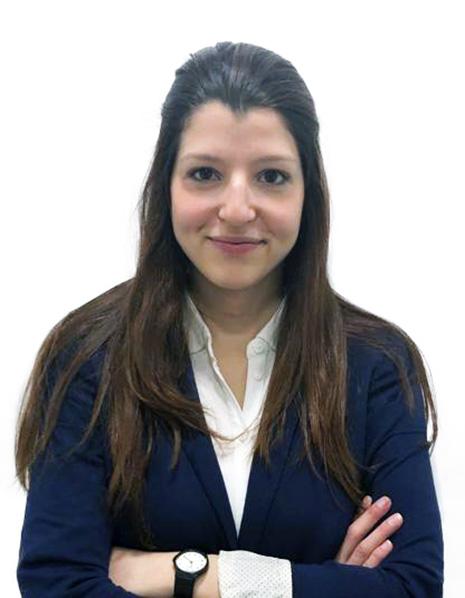 Oriana Fajardo Administración Interna en TGS Edisa