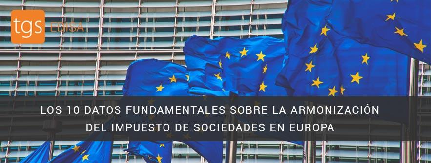 Impuesto de Sociedades en Europa